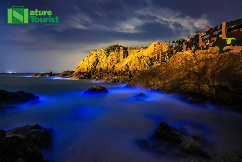 Đảo Mã Tổ thu hút nhiều du khách đến chiêm ngưỡng khung cảnh kỳ ảo như trong phim thần thoại