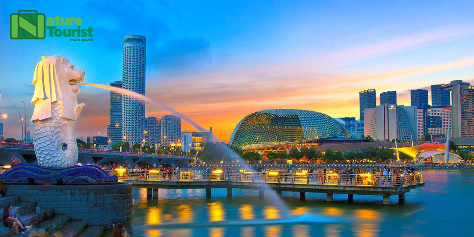 Chùm tour du lịch Singapore trọn gói giá tốt tại Du Lịch Thiên Nhiên