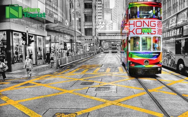 Hồng Kông có hệ thống phương tiện công cộng rất tiện lợi