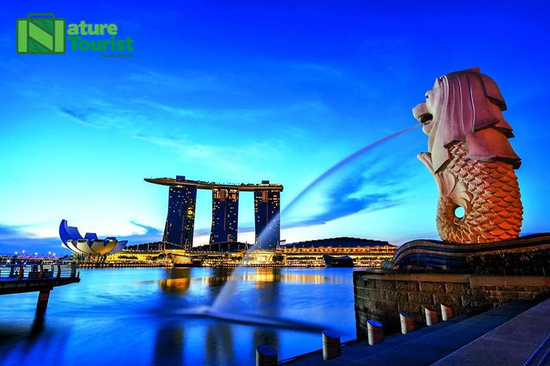 Singapore là một địa điểm thật sự lý tưởng dành cho bạn phiêu du trong những ngày hè