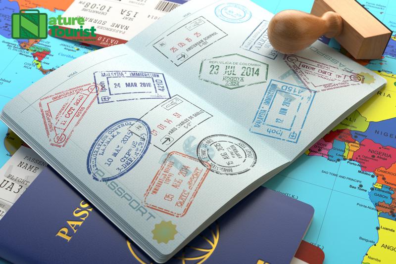 Passport còn thời hạn ít nhất 6 tháng