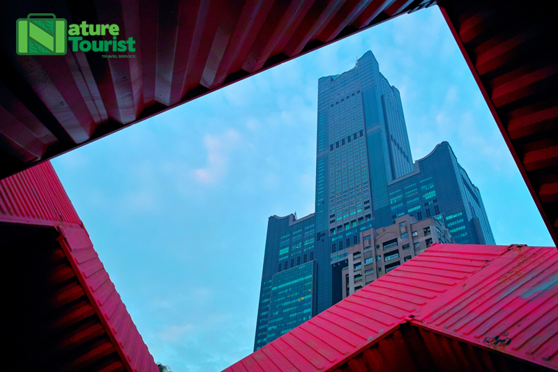 Tòa tháp Tunex Sky – biểu tượng của nền kinh tế Đài Loan