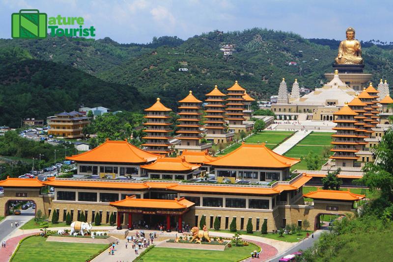 Chùa Phật Sơn – Kinh đô của Phật Giáo Đài Loan